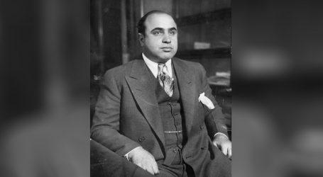 Al Capone umro je s 48 godina zaključan u svojoj vili