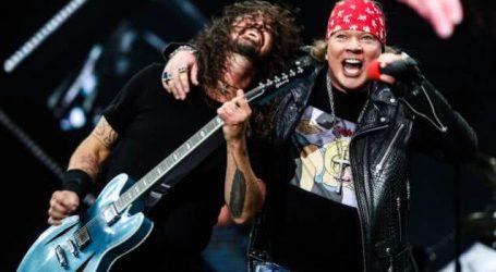 Dave Grohl otkrio kako mu je Axl Rose kupio najljepšu gitaru na svijetu