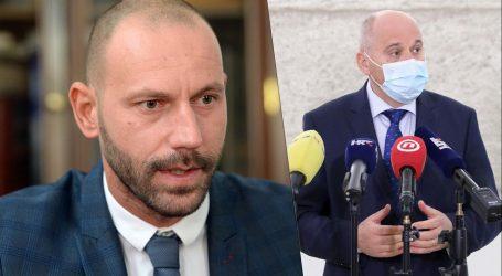 """Bačić (HDZ) o sastanku u ŽOZ-u: """"Predstavnik HDZ-a nije se složio sa zabranom ustaškog znakovlja"""""""