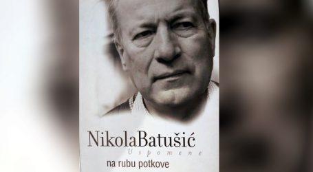 Nikola Batušić cijeli je život proveo u centru Zagreba, 'na rubu potkove'