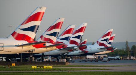 Broj putnika na Heathrowu u 2020. pao za 73 posto