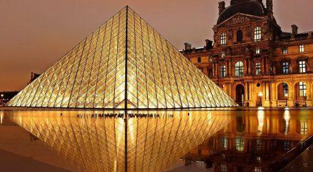 Pariški muzej Louvre zbog pandemije prošle godine izgubio 90 milijuna eura
