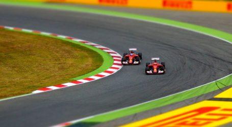 Formula 1: Slobodni treninzi skraćeni na sat vremena