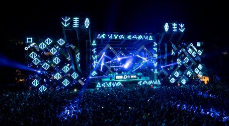 Deseci tisuća ljudi na rock koncertima diljem Novog Zelanda