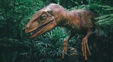 Putujuća 'drive in' izložba robota-dinosaura postala hit