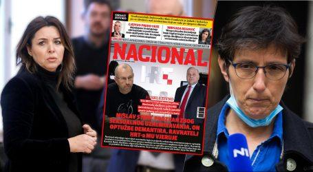 Nakon članka u Nacionalu: Maja Sever i Sanja Mikleušević Pavić traže osnivanje neovisnog Povjerenstva na HRT-u