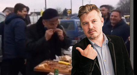 """Juričan: """"Bandić želi kod kuma naručiti fontanu za onu rupetinu u Mečenčanima"""""""