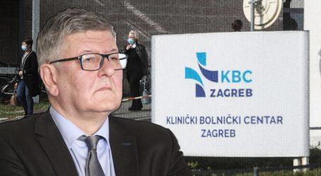 Ćorušić potvrdio da je bilo problema s isplatom pune plaće za 44 zaposlenika u KBC-u Zagreb