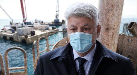 """Komadina ne dolazi na otvorenje LNG terminala: """"Moj dolazak bio bi u suprotnosti s interesima građana i stavovima županije"""""""