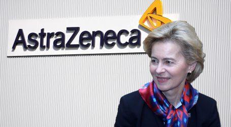 Ursula von der Leyen kaže da ugovor s AstraZenecom sadrži obvezujuće dijelove