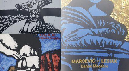 LIKOVNO POVEĆALO: Monografija o buntovnom umjetniku Ivanu Lesiaku
