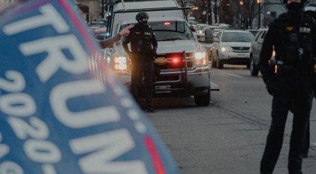 Meksički dužnosnik uhićen zbog sudjelovanja u napadu na Kapitol