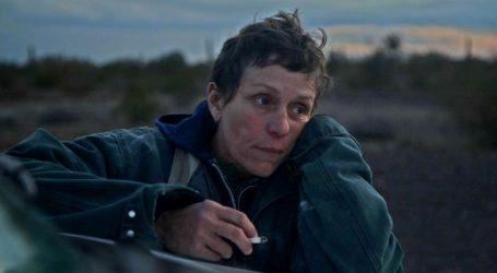Udruga kritičara proglasila 'Nomadland' najboljim filmom 2020. godine