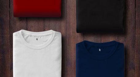 Kako složiti odjeću uz pomoć komada šperploče ili kartona