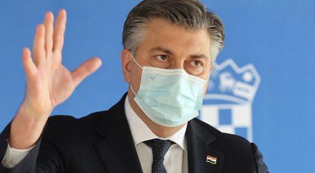 """Plenković: """"Vlada danas donosi niz konkretnih odluka koje bi trebale olakšati život stanovnicima Banije"""""""