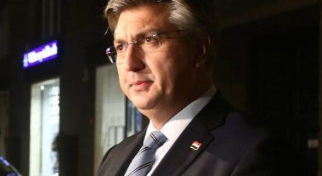 """Plenković: """"Istragom će se utvrditi tko je odgovoran za nekvalitetnu gradnju i obnovu na potresom pogođenom području"""""""