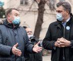EKSKLUZIVNO: Plenković je politički otpisao župana Žinića, zabranit će mu da se ponovo kandidira na lokalnim izborima