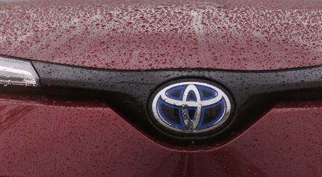 Toyota, unatoč padu prodaje u 2020., svrgnula Volkswagen s trona