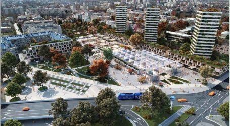 Transformacija centra kvarta najpoželjnijeg za život u Zagrebu