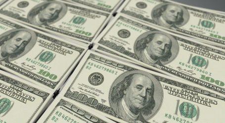 Financijska tržišta: Dolar stabilan u odnosu na druge svjetske valute