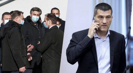 VUKAS: 'Sustav Civilne zaštite i robnih rezervi ne funkcionira, zato ću sazvati sjednicu saborskog odbora'