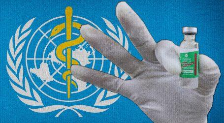 WHO poručuje da je zbog nepravedne podjele cjepiva svijet na rubu katastrofalnog moralnog sloma