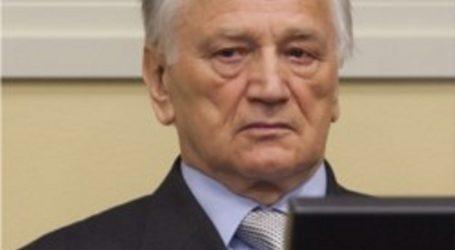 Srbija osudila Momčila Perišića – ali ne za ratne zločine