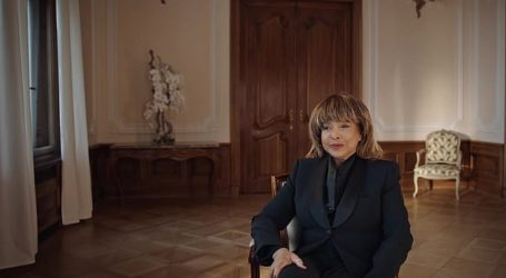 "Objavljen službeni foršpan za novi dokumentarac o Tini Turner ""Tina"""