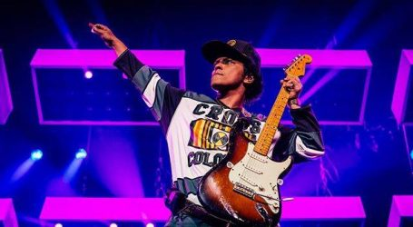 Bruno Mars i Anderson .Paak osnovali bend Silk Sonic