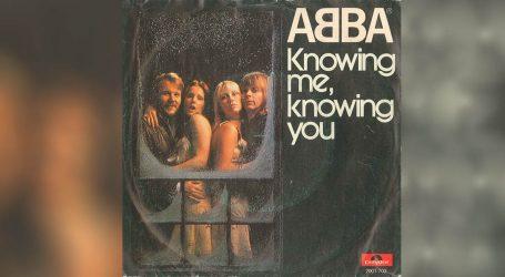 'Knowing Me, Knowing You' nagovijestio je Abbin razlaz