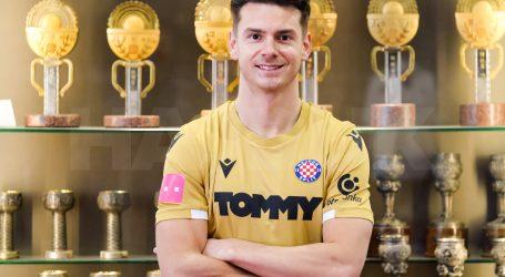 Alexander Kačaniklić potpisao za Hajduk