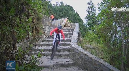 Bogotá: Održana najduža urbana downhill biciklistička utrka