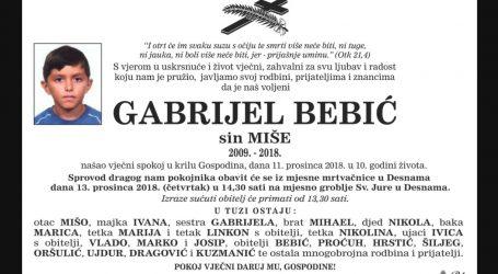 Dvije godine nakon tragedije podignuta optužnica zbog smrti dječaka Gabrijela. Terete se tri liječnice i sestra