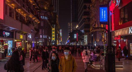 Kina zabilježila najniži broj novozaraženih u više od mjesec dana