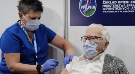 Poljska odbija cijepiti starije osobe cjepivom AstraZenece