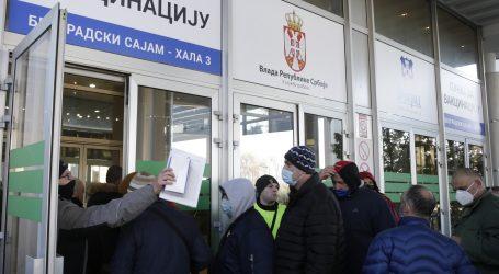 Srbija dobila 50 tisuća doza ruskog cjepiva, stiže 500 tisuća doza kineskog