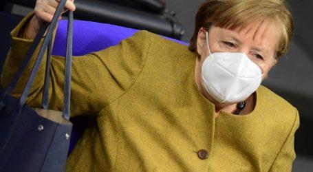Merkel: Svima u Njemačkoj bit će ponuđeno cjepivo do kraja ljeta
