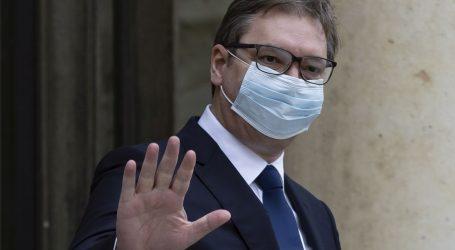 """Aleksandar Vučić o cijepljenju: """"Morali smo se pobrinuti za sebe"""""""