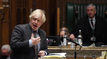"""Johnson: """"Britanija se nada povratku u normalu krajem lipnja"""""""
