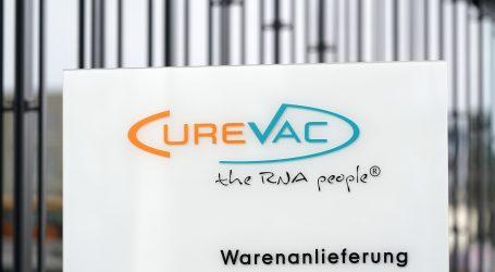 Njemački proizvođač cjepiva Curevac očekuje odobrenje EU do početka lipnja