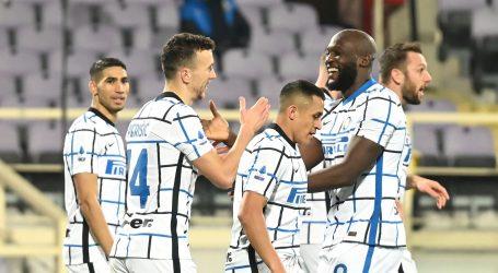 Serie A: Perišić strijelac u pobjedi Intera za vrh ljestvice