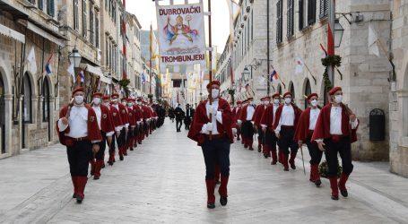 Dubrovnik proslavio Festu svetog Vlaha