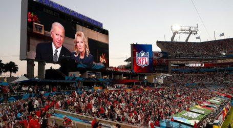 """Biden prihvatio ponudu Nacionalne lige američkog nogometa: """"Ljude ćemo cijepiti na stadionima"""""""