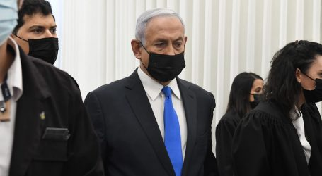 Netanyahu na sudu uoči izbora: Nisam kriv