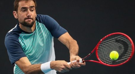 Ćilić izborio četvrtfinale Singapura, prvo mu je to četvrtfinale od listopada 2019. godine