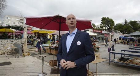 Ivica Puljak iz Centra počeo kampanju za gradonačelnika Splita