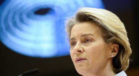 """Predsjednica Europske komisije: """"Bili smo presigurni da će cjepivo stići na vrijeme, ali znanost je prestigla industriju"""""""