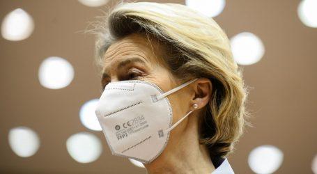 """Ursula von der Leyen priznala pogreške u procesu cijepljenja: """"Kasnili smo s odobrenjem. Bili smo preoptimistični, presigurni"""""""