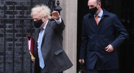 """Boris Johnson želi """"nepovratno, ali oprezno"""" popuštanje mjera"""