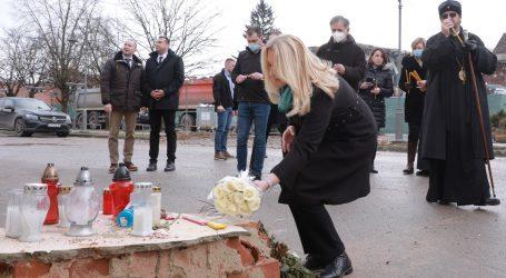 """Predsjednica RS-a obišla Petrinju i okolicu: """"Građanima će trebati strpljenja"""""""